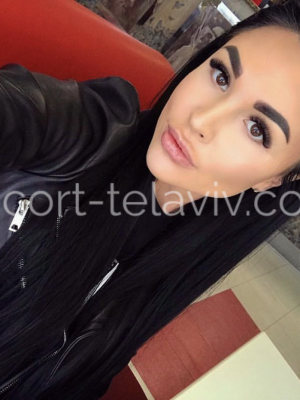 Escort Jerusalem - Liza in Tel Aviv