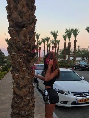 Escort Jerusalem - Yana is making Tel Aviv crazy
