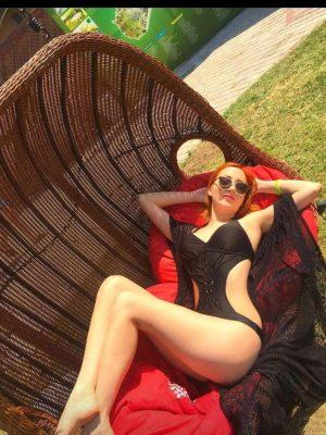 Escort Haifa - Nika is now in Haifa – Don't miss her