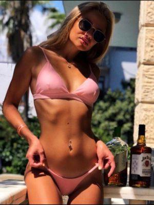 Escort Haifa - Alina Young and sexy masseuse now in Haifa
